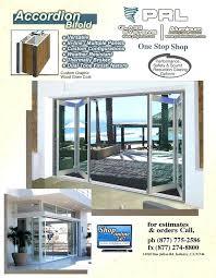 accordion style sliding glass doors new accordion sliding door system by glass systems inc new accordion