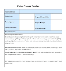 Cost Proposal Templates Project Proposal Template Excel Project Budget Example Project 90
