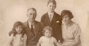 Harold Willington Bradley & Ida Allen - Wilkes & Bradley Family Tree:  Generation -3