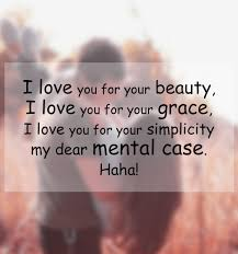 I Love You Quotes For Her Fascinating Funny I Love You Quotes For Her Sample Messages