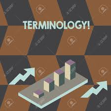Writing Note Showing Terminology Business Concept For Collection