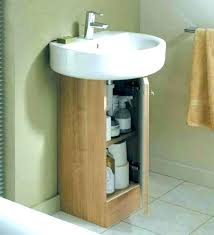 pedestal sink cabinet storage bathroom pedestal sink storage cabinet bathroom pedestal sink cabinet bathroom pedestal sinks