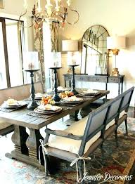 Centerpiece For Dining Room Table View In Gallery Christmas Extraordinary Dining Room Table Decorating