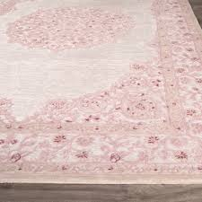 stylish pale pink rug monique