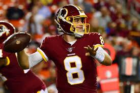 Redskins Name Case Keenum Starting Quarterback Over Dwayne