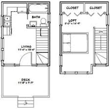 tiny house floor plans. 12x16 Tiny House -- #12X16H6 367 Sq Ft - Excellent Floor Plans