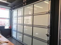 frosted glass garage rollup door nyc nj jpg