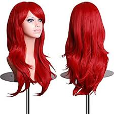 Curly - Wigs / Hair Extensions, Wigs & Accessories ... - Amazon.co.uk