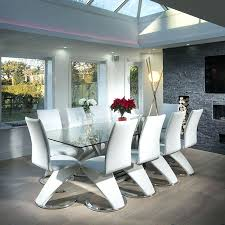 10 chair dining table seat room seats white theme with mirror fireplace and set 10 chair dining table