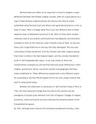 final essay history 5