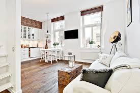 furnishing a small studio apartment