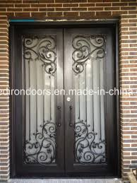Steel Gate Design With Price China Popular Design And Good Price Wrought Iron Doors With