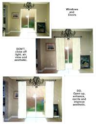 curtain rod for sliding glass doors amazing curtain rods for sliding glass doors within curtains over