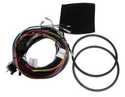 aftermarket channel harley davidson wiring harness for use hdwh4 4 channel wiring harness for harley davidson motorcycles