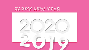 New Year 2020 4k Ultra Hd Wallpaper Hintergrund