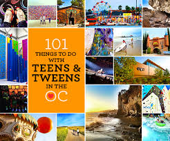 Fun things to do for teens