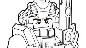 Ausmalbilder Kostenlos Nexo Knights Frisch Lego Coloring Pages
