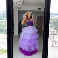 Shades of Purple Orchid skirt – Oyemwen in 2020 | Fancy outfits, Indian  outfits lehenga, Shades of purple