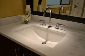 Bowl Sink Large Bathroom Corner Square Undermount In Prepare 13