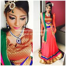 1 indian bridal makeup artist