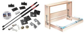 Murphy bed cabinet plans Mechanism View Larger Image Azwoodmancom Fold Down Bed With Drop Leaf Desk Plans
