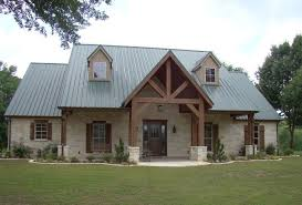 We love the texas hill country and home designs inspired by the area