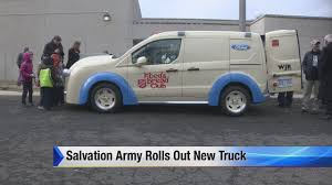 Salvation Army Adds Custom Truck Harrison To Its Fleet