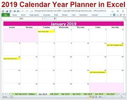 Monthly Birthday Calendar Template Excel Free Appointment Schedule ...