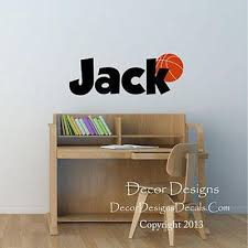 Small Picture Boys Name Wall Decals