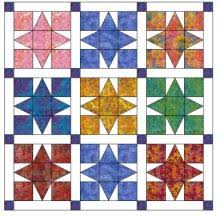 Quadrangle Pattern | Kenai Peninsula Quilting Guild & Quadrangle Pattern Adamdwight.com