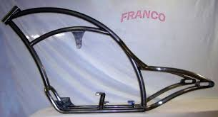 custom chopper frames by thunder alley trader usa