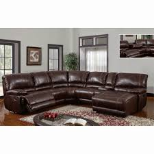 Black Leather Sectional Sofa With Recliner Black Sectional Sofas With Recliners Sofa Faux Bonded Leather