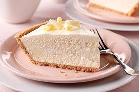 fluffy white chocolate cheesecake my