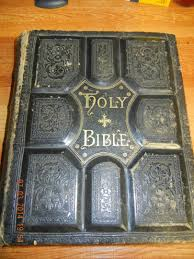 Holy Bible Given to Samuel and Susanna (Smith) Leer October 6, 1888 |  #1734556277