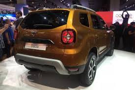 2018 renault duster. unique 2018 dacia duster  frankfurt rear to 2018 renault duster u