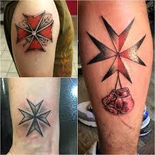что обозначает тату крест на голени что означает татуировка крест