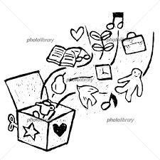 おもちゃ箱 イラスト素材 959821 フォトライブラリー Photolibrary