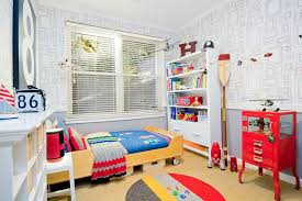 view in gallery polished kids room in black white and gray with hints of red and yellow black bedroom furniture hint