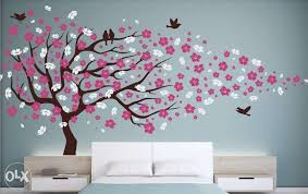 Small Picture Dazzling Design Ideas Bedroom Wall Stencil Designs 15 Floral