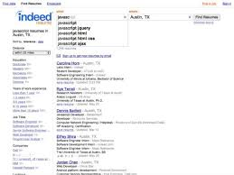 Resume Search Indeed Enchanting How To Search Resumes On Indeed Luxury Great Indeed Resumes