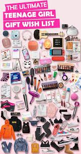 For teen girls totally girly