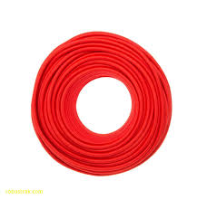 flat extension cord under rug luxury diy fabric wire by the foot 16 g red
