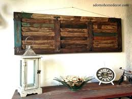 distressed wood wall art home decor ideas wondrous ideas distressed wood wall art home decor arts