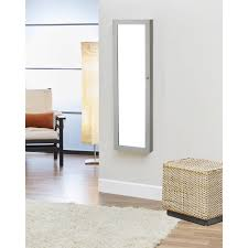 image is loading innerspace over the door wall hang mirrored jewelry
