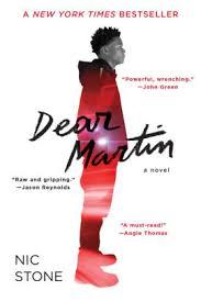 Dear Martin By Nic Stone Paperback Barnes Noble