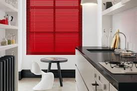 Designer Kitchen Blinds Model