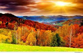 Fall Scenery Wallpapers - Top Free Fall ...