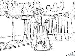 Gymnastiek Kleurplaten Kidre