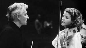 Image result for Anne Sophie Mutter Rattle
