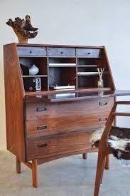 secretary desk best of rosewood secretary desk by bernhard pedersen and sons circa 1965